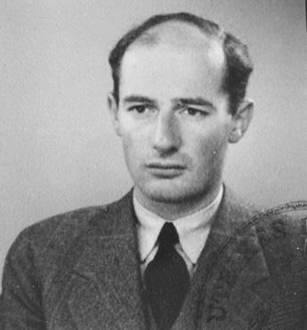Porträtt på Raoul Wallenberg